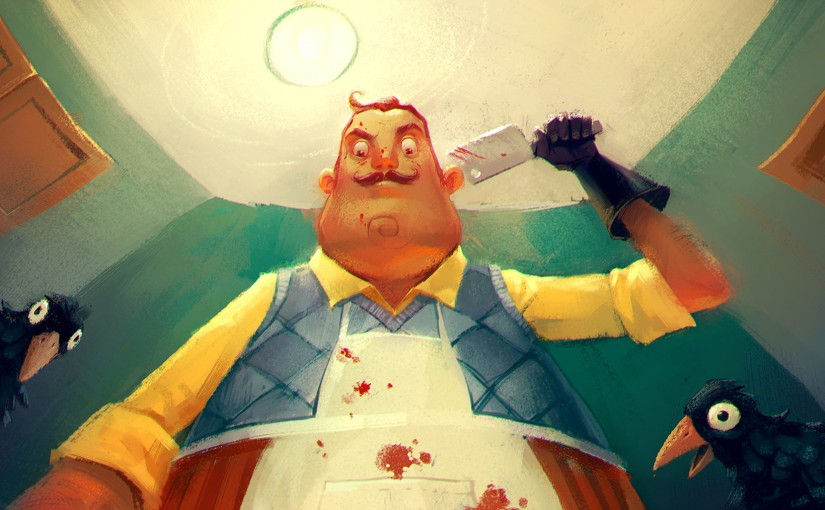 Hello Neighbor Launches Alpha 2, Releases Two New Trailers