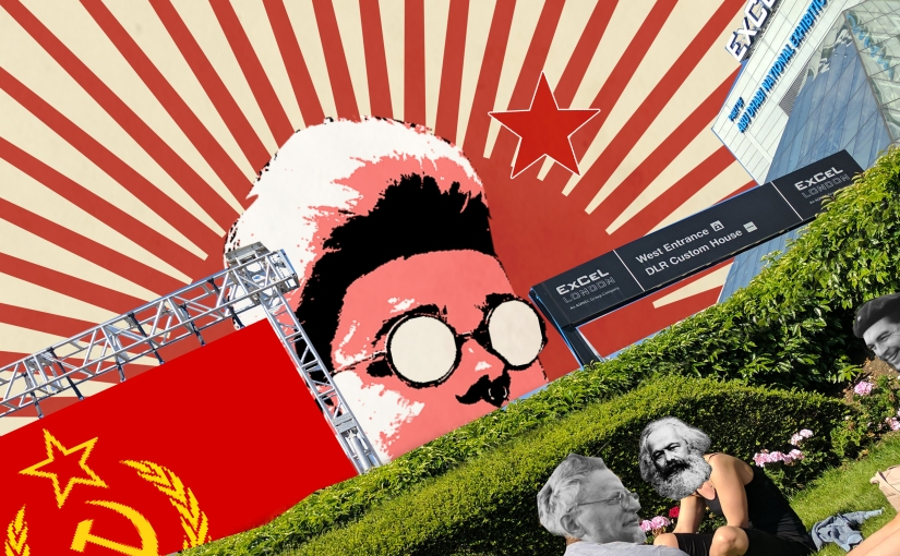 My Quest to Find Communism at May MCM ExpoLondon