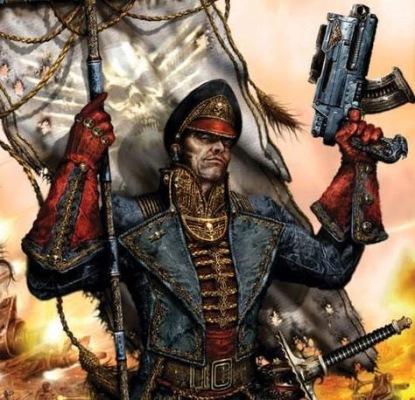 40k commissar
