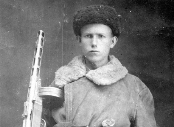 red army soldier