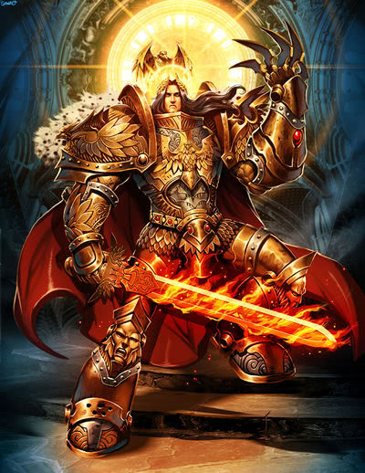 the emperor of mankind