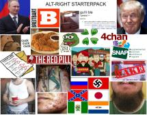 alt right starter pack