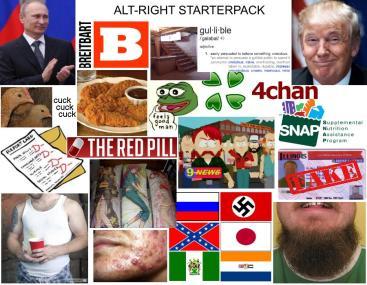 alt right starter pack