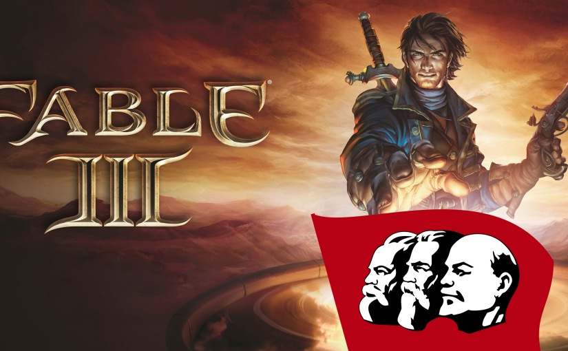 The First Half of Fable III is Pretty Damn Communistic