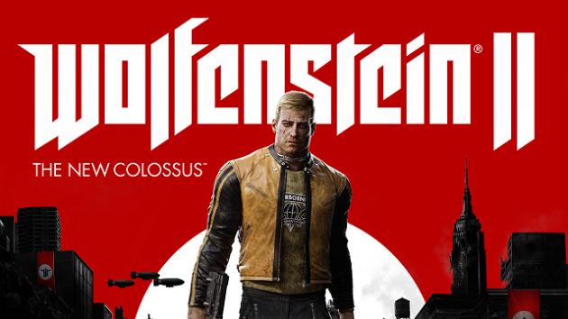 wolfenstein 2 cover art