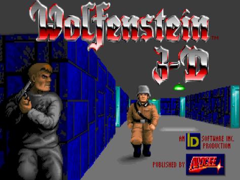 wolfenstein 3d box art