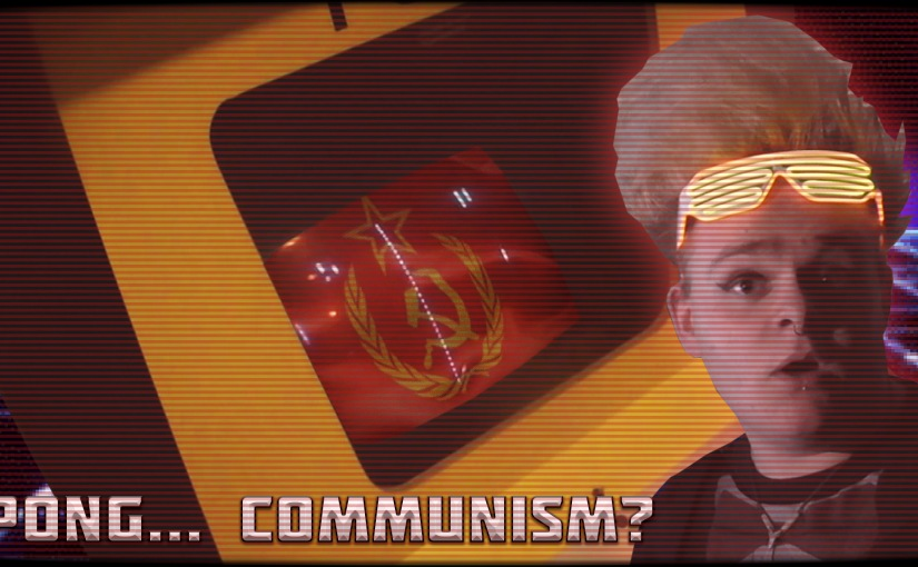 Pong – A Secret Communist Propaganda Video Game?