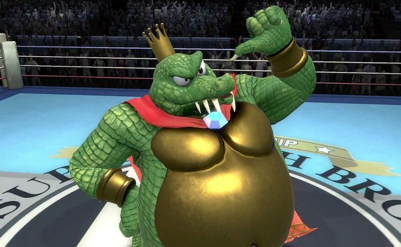 Twitter Really Wants to F*ck King K Rool, and so Do I
