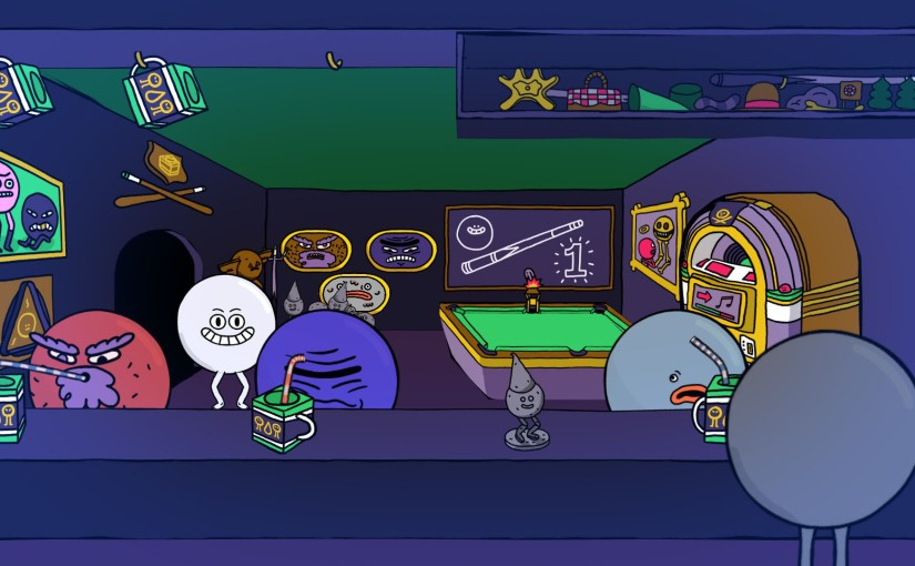 Pool Panic: one indie game's journey from cue topocket