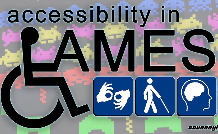 Soundbyte: The controllers bringing games to those withdisabilities